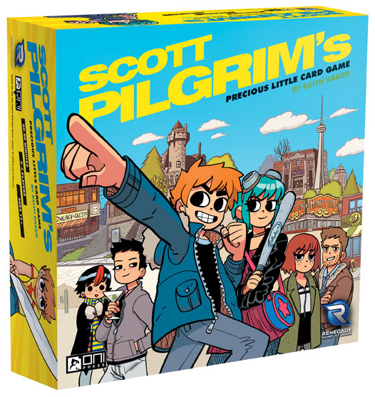 GTM #210 - Scott Pilgrim's Precious Little Card Game