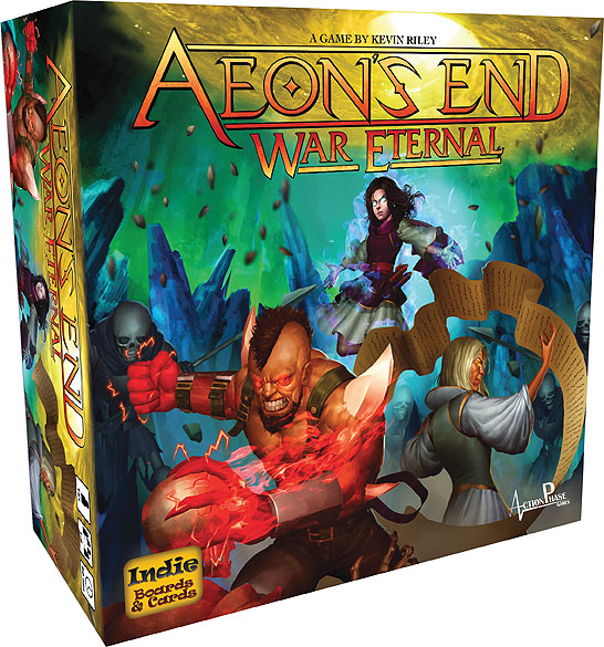GTM #210 - Aeon's End: War Eternal