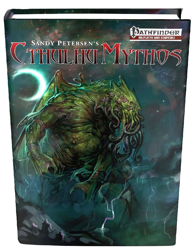 GTM #210 - Sandy Petersen's Cthulhu Mythos for Pathfinder