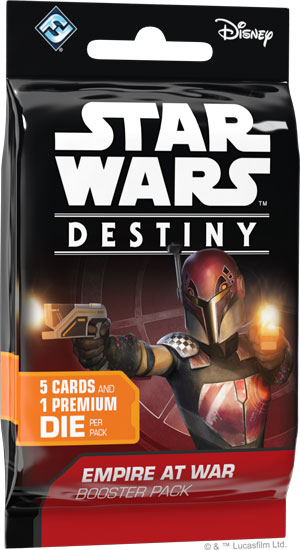 GTM #210 - Star Wars: Destiny - Empire at War Expansion