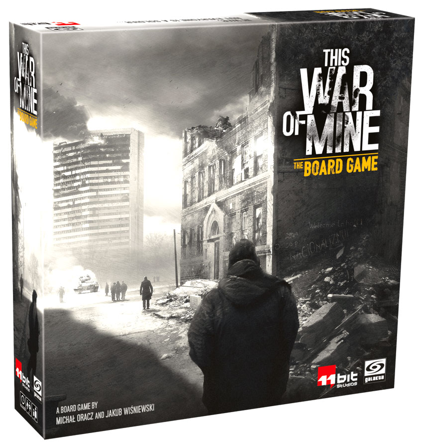 "GTM #210 - This War of Mine: The Board Game - ""Changing the Perspective"""