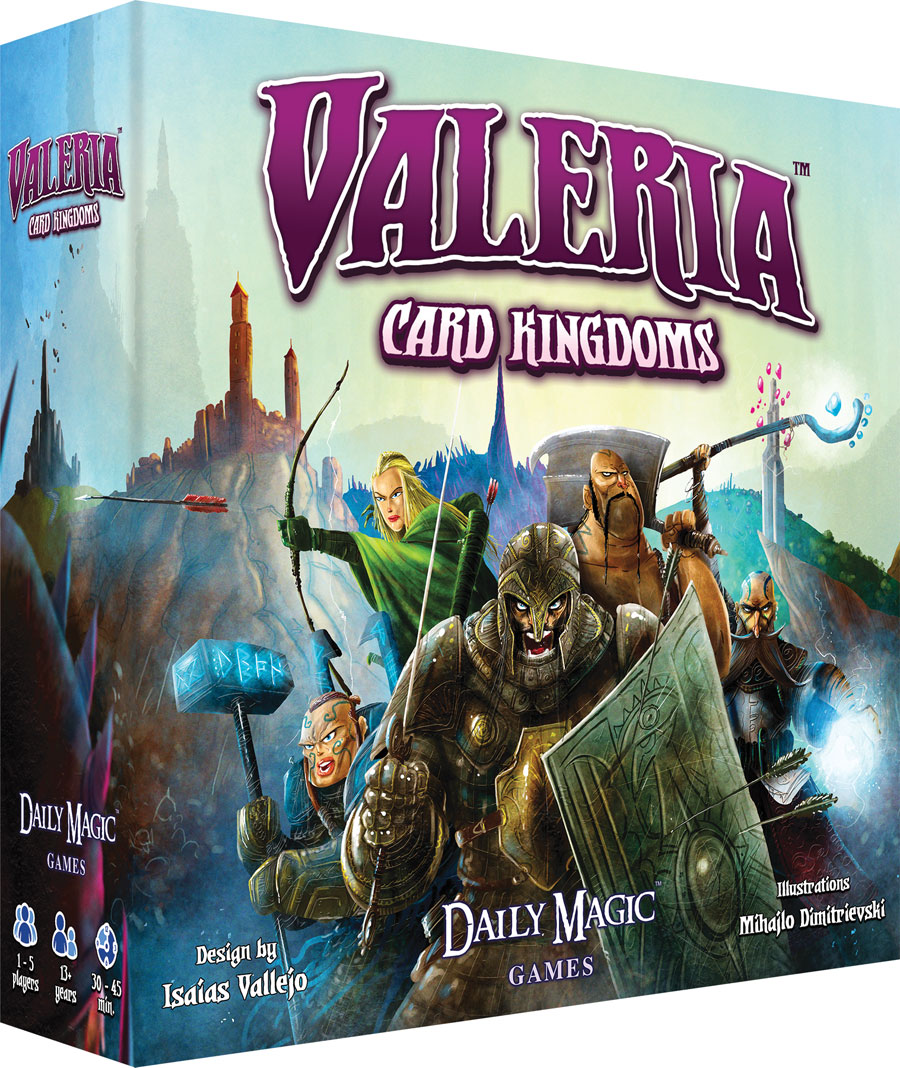 GTM #210 - Valeria: Card Kingdoms