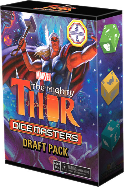 GTM #211 - The Mighty Thor Thunders onto the Tabletop in 2017!