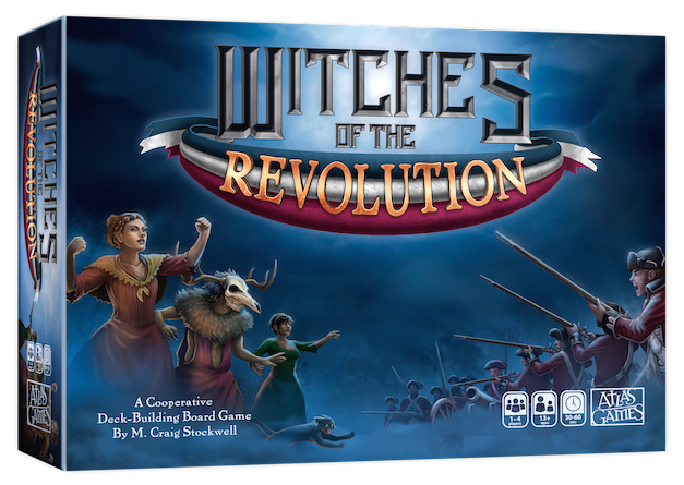 GTM #211 - Witches of the Revolution