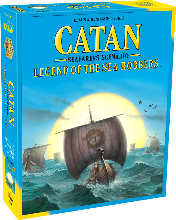 GTM #212 - Catan: Legend of the Sea Robbers