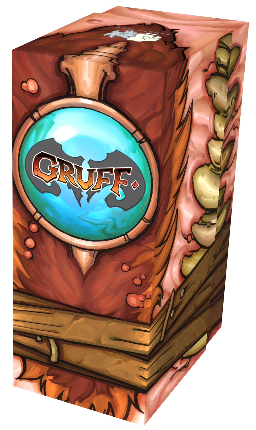 GTM #212 - Gruff Gets Your Goat!