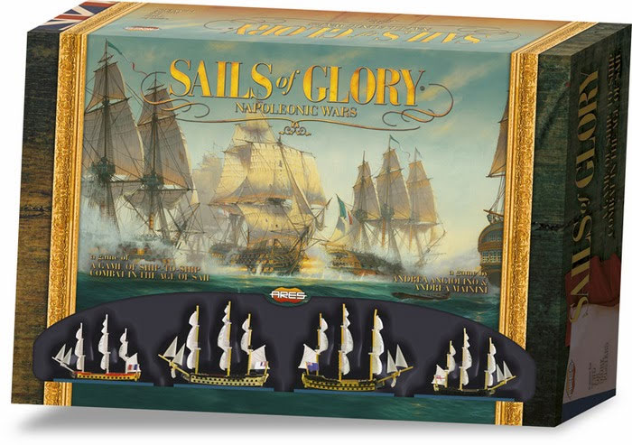 GTM #212 - Sails of Glory: Napoleonic Wars