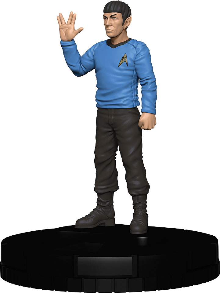 GTM #212 - Star Trek HeroClix Away Team: The Original Series