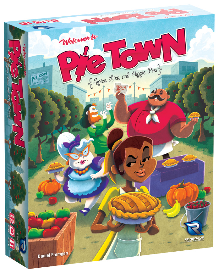 GTM #213 - Pie Town: Lies, Spies, and Apple Pies!
