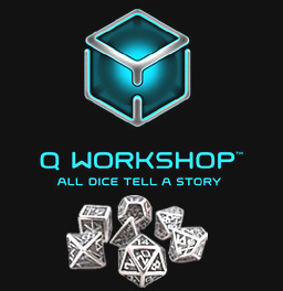 "GTM #213 - Q Workshop — ""All Dice Tell A Story!"""