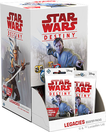 GTM #214 - Star Wars: Destiny - Legacies