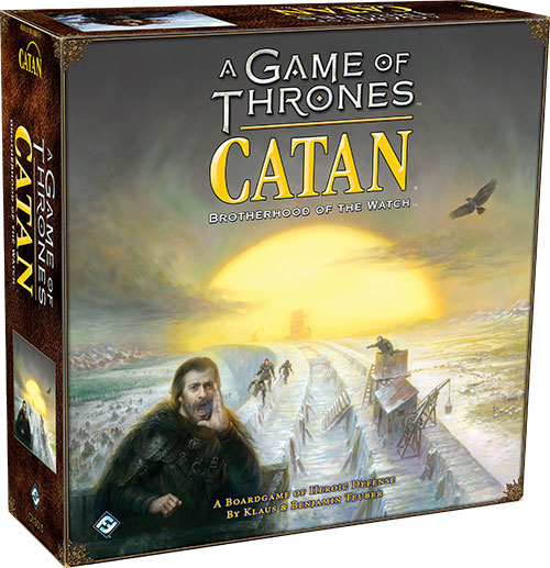 GTM #214 - A Game of Thrones: Catan - Brotherhood of the Watch