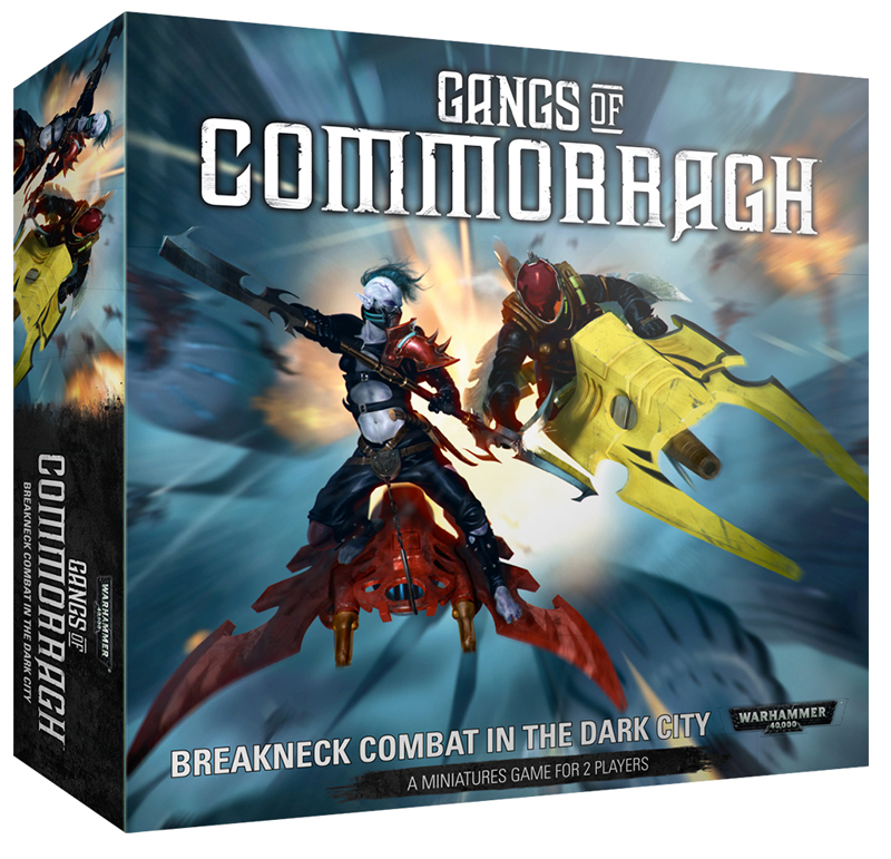 GTM #214 - Warhammer 40K: Gangs of Commorragh Boxed Game