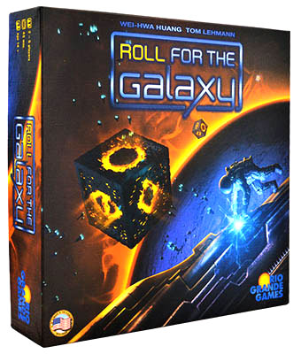 GTM #214 - Roll for the Galaxy