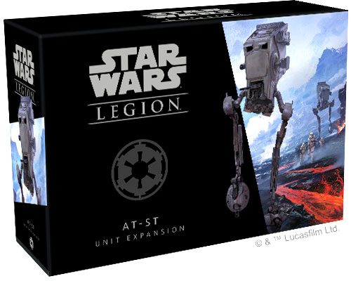 GTM #215 - Star Wars: Legion - AT-ST & T-47 Airspeeder Unit Expansions