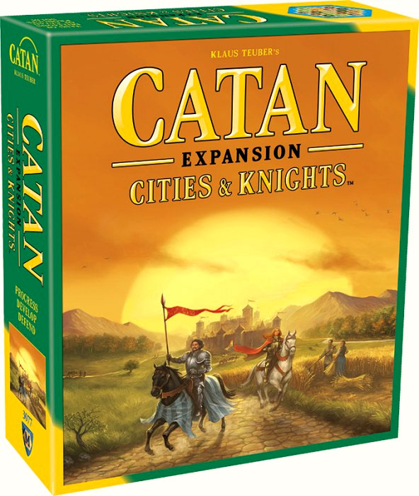 GTM #215 - Catan: Cities & Knights Expansion