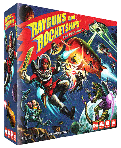 GTM #215 - Rayguns and Rocketships