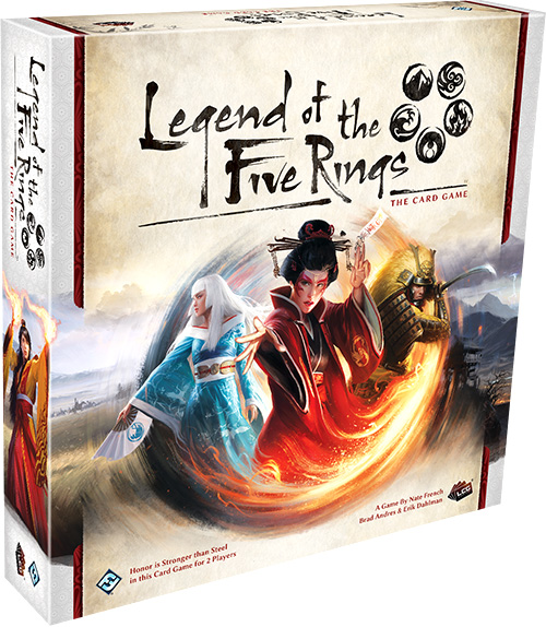 GTM #215 - Legend of the Five Rings: The Card Game