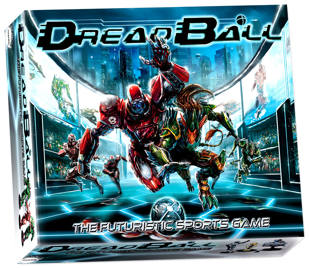 GTM #216 - DreadBall Second Edition