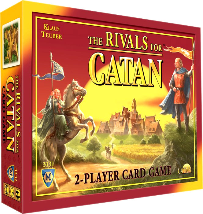 "GTM #216 - The Rivals for Catan: ""The First Catanians"""