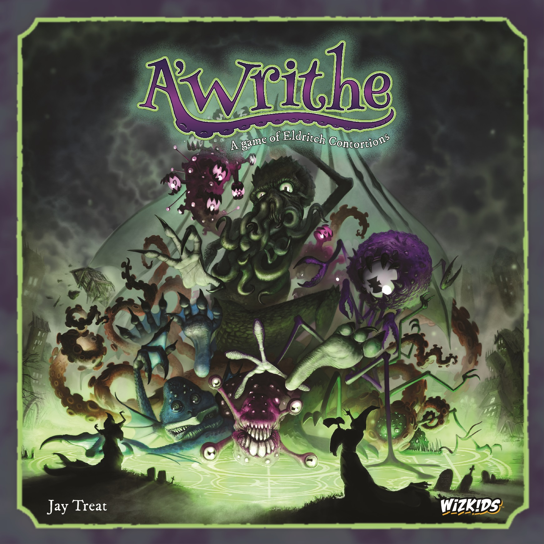 GTM #218 - A'Writhe - A Game of Eldritch Contortions