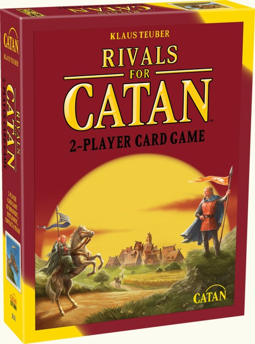 GTM #219 - Rivals for Catan