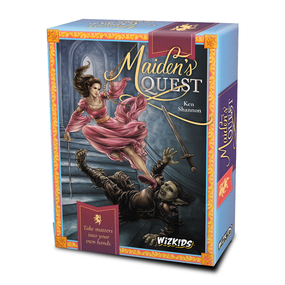 GTM #219 - Maiden's Quest