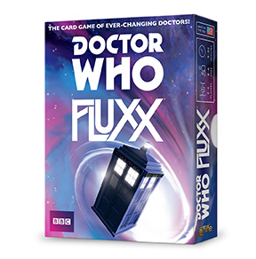 GTM #219 - Doctor Who Fluxx
