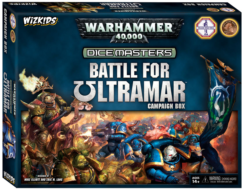 GTM #220 - Warhammer 40,000 DiceMasters: Battle for Ultramar