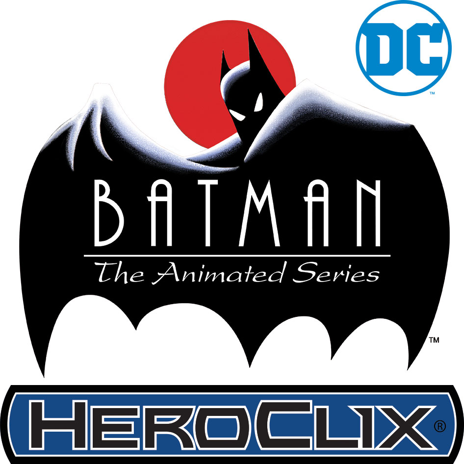 GTM #221 - DC Comics HeroClix Batman: The Animated Series