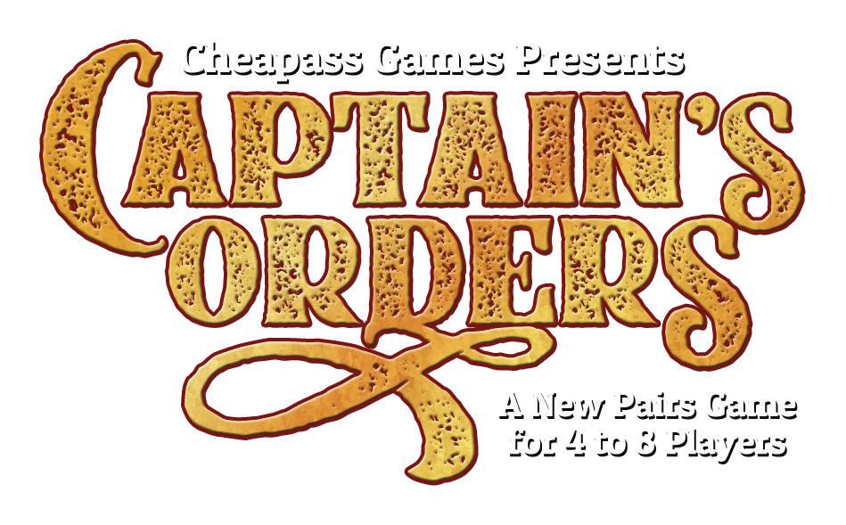 GTM #222 - Pairs: Captain's Orders Variant
