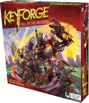 GTM #224 - Keyforge: Call of the Archons