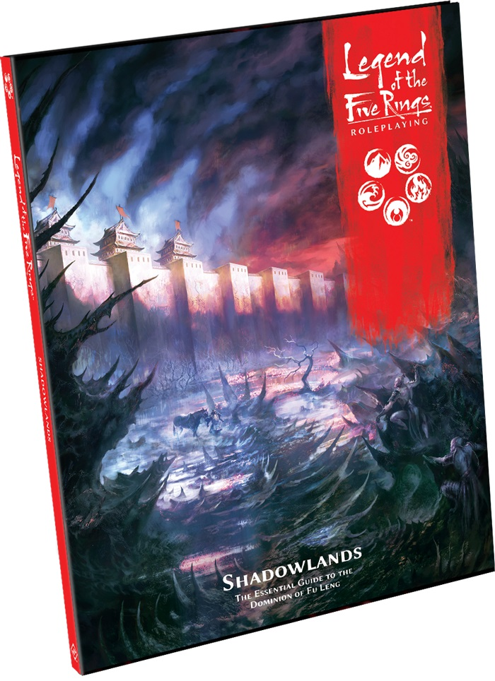 GTM #228 - The Legend of the Five Rings Roleplaying Game: Shadowlands Sourcebook