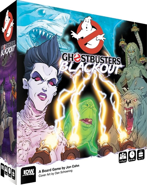 GTM #235 - Ghostbusters: Blackout