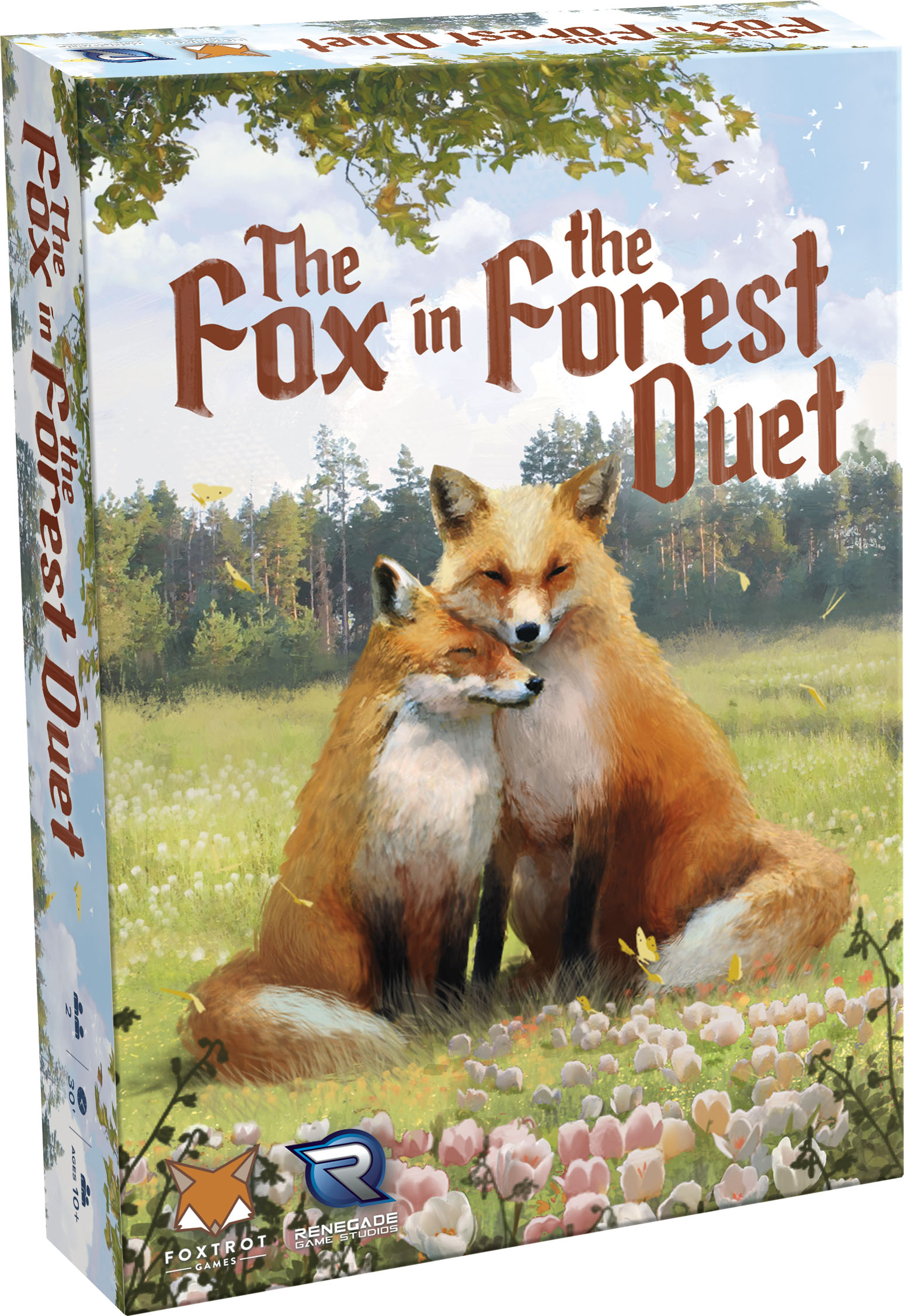 GTM #239 - Fox in the Forest Duet