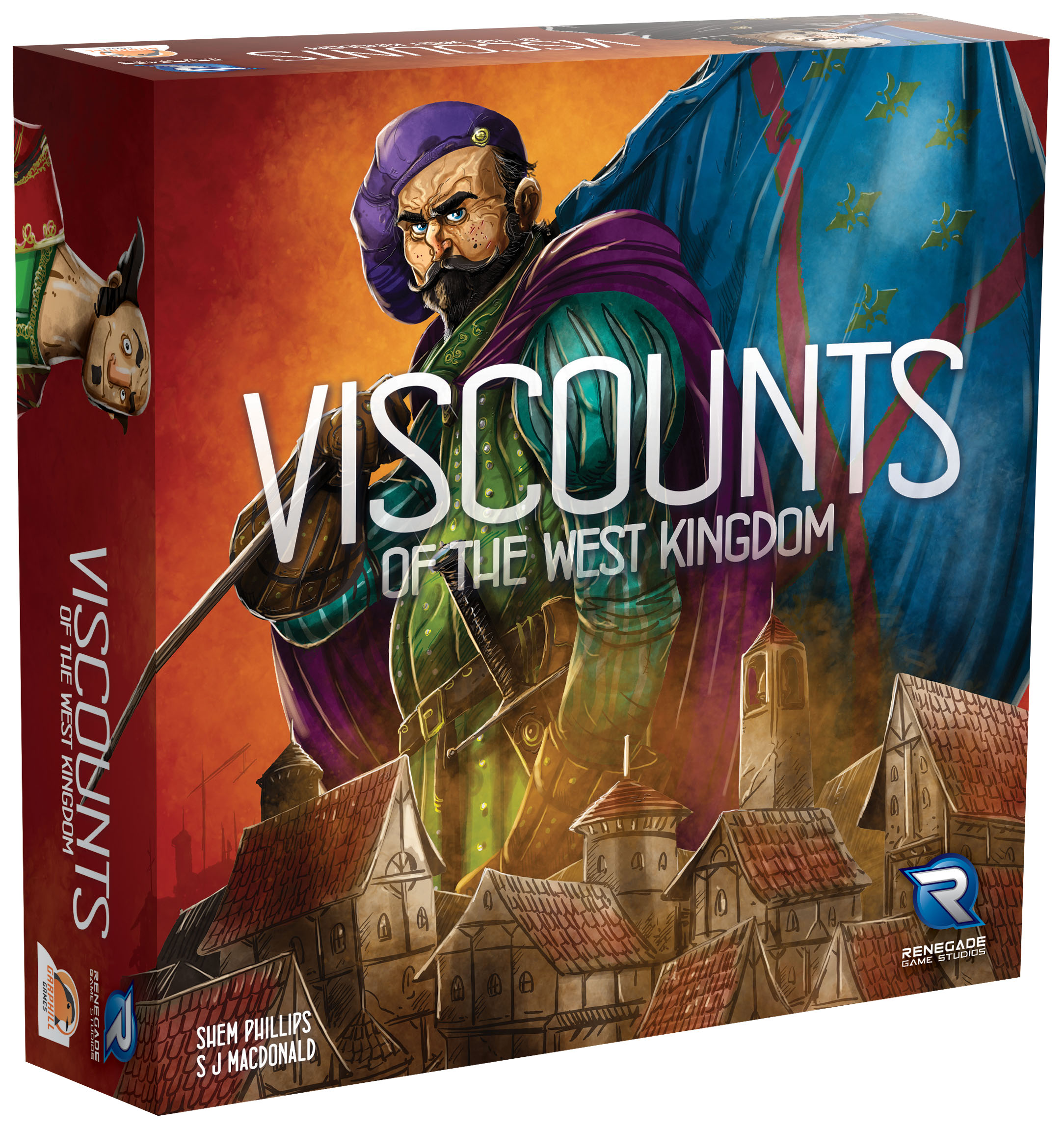GTM #245 - Viscounts of the West Kingdom